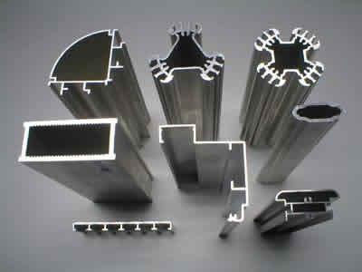 تیغه آلومینیوم کرکره برقی