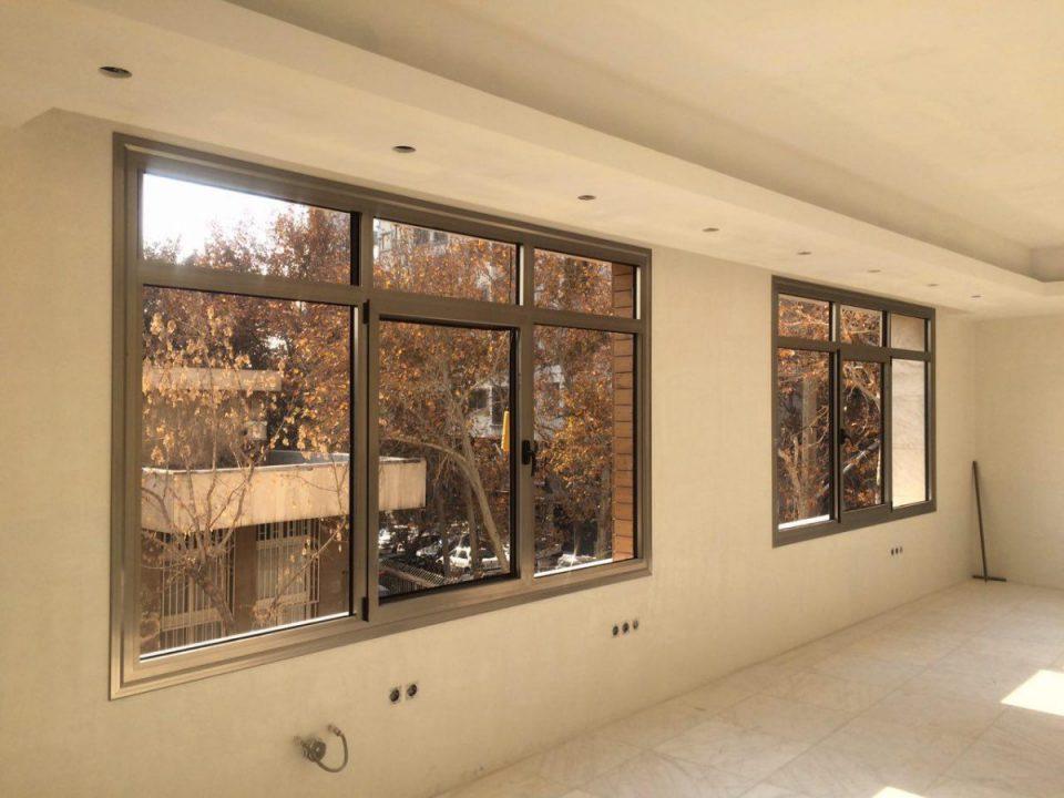 پنجره آلومینیوم کشویی