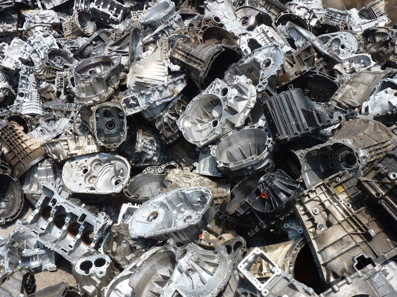 ضایعات آلومینیوم خودرو