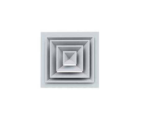 چهارگوش آلومینیومی